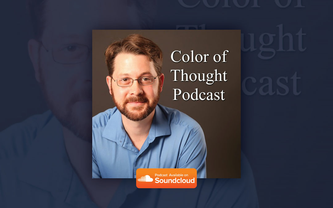 Color of Thought Podcast with Daniel Johnson